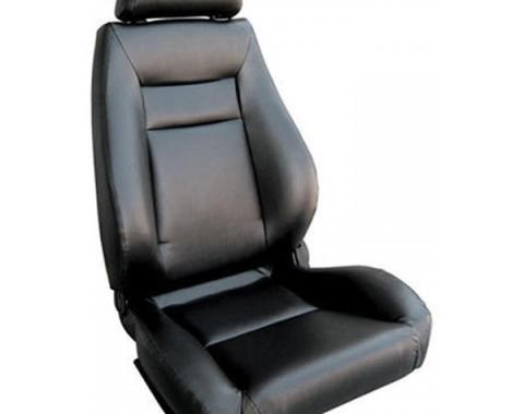 Bucket Seat, Elite Recliner, Right