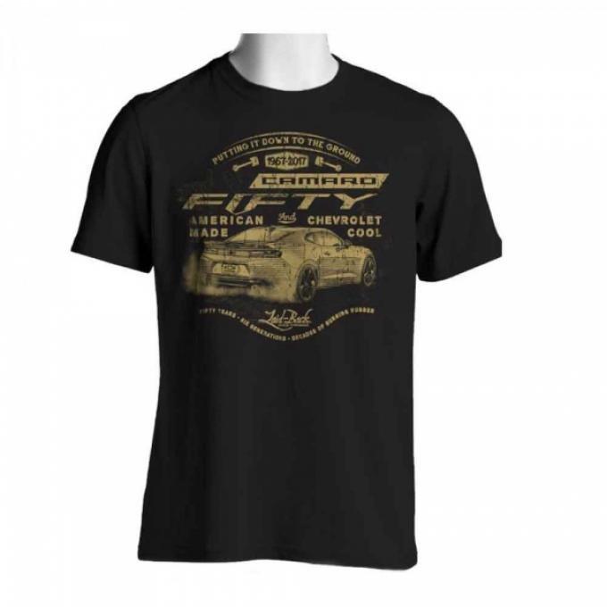Laid Back Garage, Camaro 50 Burly T-Shirt