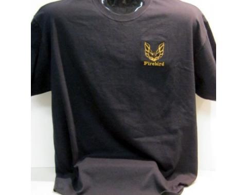 Second Generation Firebird Blue T-Shirt