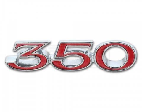Firebird Fender Emblem, 350, 1970