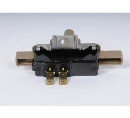 Camaro Z28 Accelerator Pedal Kickdown Switch For Cowl Induction & Turbo TH400, 1980