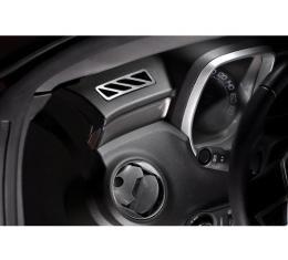 American Car Craft, Trim Plate, Upper Dash A/C Vent| 33-10286 Camaro 2010-2013