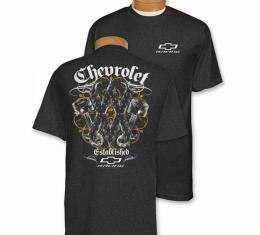 Chevrolet Scorched Piston T-Shirt