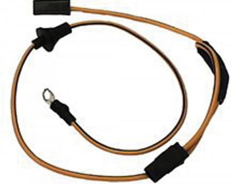 Firebird Power Accessory Thru Firewall Wiring Harness, 1967-1968