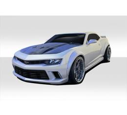 Camaro Duraflex GT Concept Wide Body Kit, Extreme Dimensions, 2010-2015