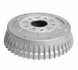 Camaro  Aluminum Brake Drums w/9 1/2  2 3/4 hub hole   Rear )