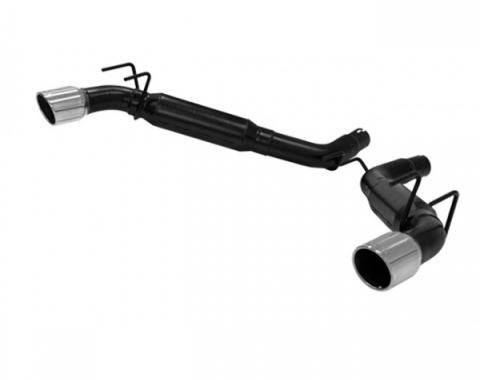 Camaro Outlaw Axle-Back Exhaust Kit, Without Ground Effects, V8, 2010-2013