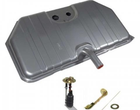 Gas Tank Kit, EFI, Narrowed Corner, 69