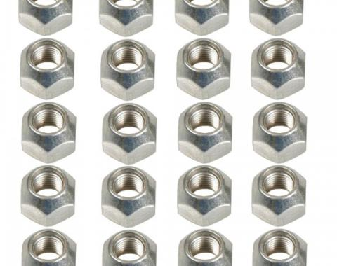 Camaro Lug Nut Set, 7/16-20 Thread, 1967-1969