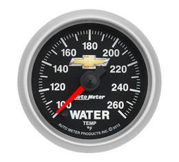 Camaro COPO Water Temperature Gauge Pack, 2010-2014
