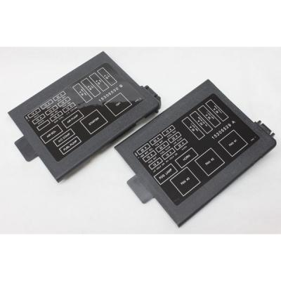 Camaro LS1 Fuse Box Panel Covers With Decals, 1998-2002