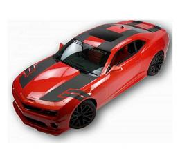 Camaro Night Shades NS-1 Decal Kit, Carbon Fiber, ZL1,Coupe,2012-2014