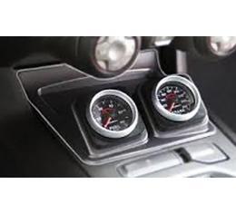 Camaro Dual Gauge Console Pod, 2010-2013