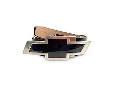 Chevy Bowtie Belt