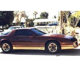 Camaro Stripe Kit, Z28, 1985-1986