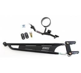UMI Performance  Short Torque Arm, Adj, Long Tubes, DS Loop- Black   2203-B Camaro 1993-02