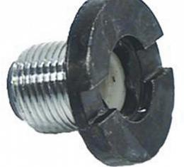 Camaro Headlight Switch Retaining Nut, 1969-1982