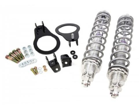 UMI Performance Rear CoilOver Kit, Dbl Adj Shocks, Bolt-In 125 lb Spgs | 2046-150 Camaro 1982-02