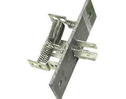 Firebird Heater Blower Motor Resistor, Without Air Conditioning, 1976-1983