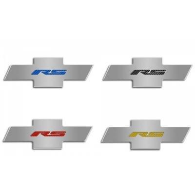 Camaro Underhood RS Emblem Badge, 2010-2014