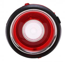 Trim Parts 70-71 Early Camaro R/S Back Up Light Lens, Left Hand, Each A6708A