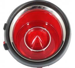 Trim Parts 70-73 Camaro R/S Tail Light Lens, Left Hand, Each A6705A
