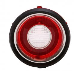 Trim Parts 71-73 Late Camaro Back Up Light Lens, Left Hand, Each A6712A