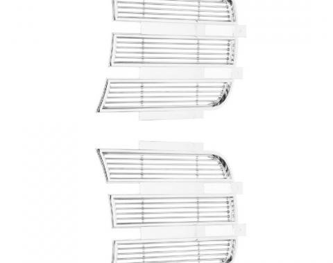 Trim Parts 69 Camaro Headlight Door, Inner, RS, Pair 6747