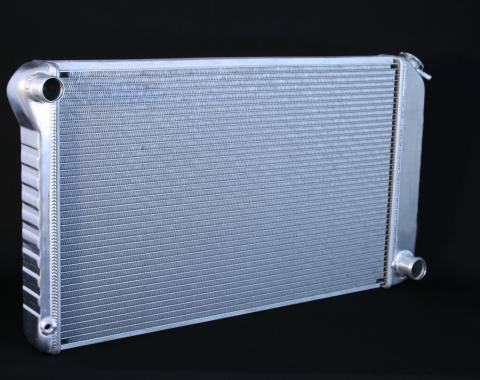 DeWitts 1970-1981 Chevrolet Camaro Direct Fit Radiator, Manual 32-1139005M