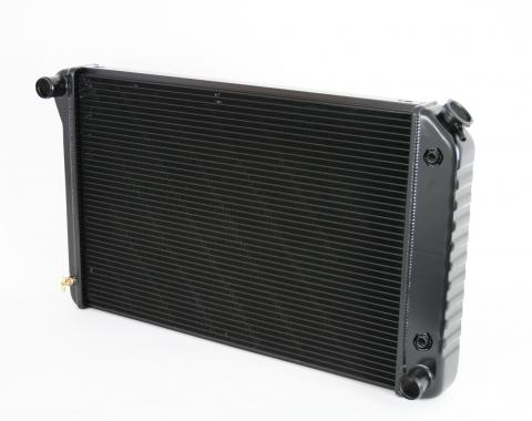 DeWitts 1970-1981 Chevrolet Camaro Direct Fit Radiator Black, Automatic 32-1249005A