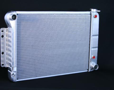 DeWitts 1967-1969 Chevrolet Camaro Direct Fit Radiator, Automatic 32-1139022A