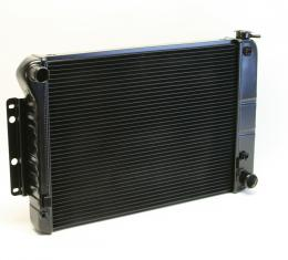 DeWitts 1967-1969 Chevrolet Camaro Direct Fit Radiator Black, Automatic 32-1249004A