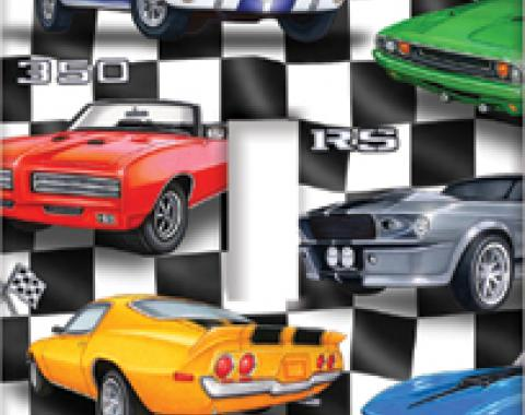 Muscle Car Switchplate