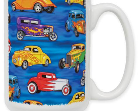 Hot Rods Coffee Mug