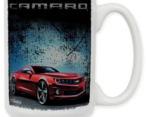 Sangyup Lee Camaro Coffee Mug