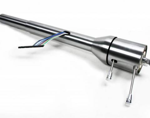 ididit Retrofit 67-68 Camaro/Chevelle RHD, Tilt Floor Shift, Paintable Steel 1250680010