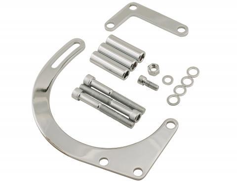 Mr. Gasket Low Mount Alternator Bracket Kit 5179