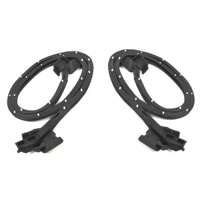 Precision Door Weatherstrip Seal Kit, Left and Right Hand, 2 Piece Kit DWP 1710 68