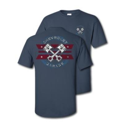 Chevrolet Garage Piston T-Shirt