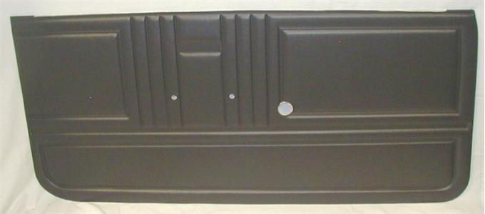PUI 1967 Chevrolet Camaro Preassembled Standard Front Door Panels 67CSPD
