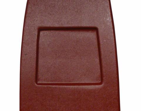 PUI Plastic Bucket Seat Back Panel 1971-77 Camaro/Firebird 71FSB30