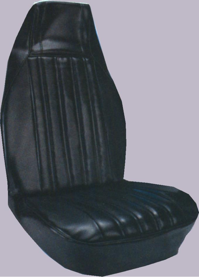 PUI 1982-1985 Chevrolet Camaro Standard Bucket Front Seat Covers 82FSU