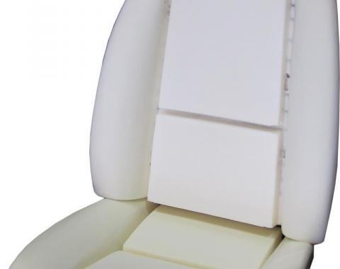 PUI 1978-1981 Chevrolet Camaro Deluxe Bucket Seat Foam BUN7881DU