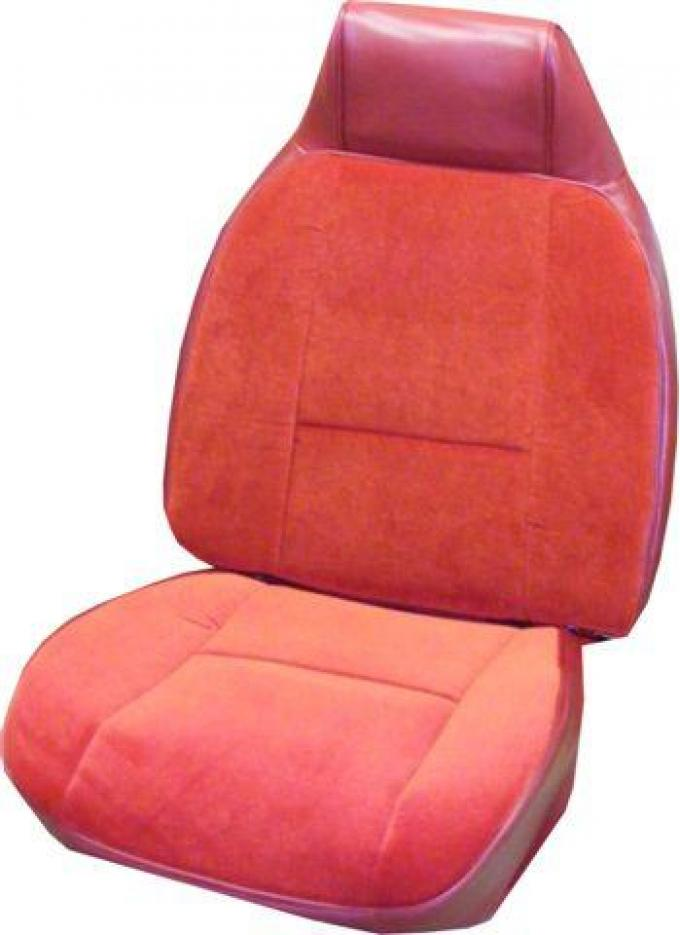 PUI 1979 Chevrolet Camaro Bucket Front Seat Covers 79DSCU