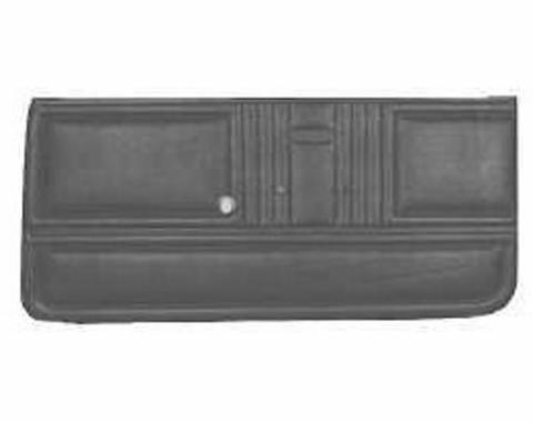 PUI Standard Front Door Panel 1967 Camaro/Firebird D200