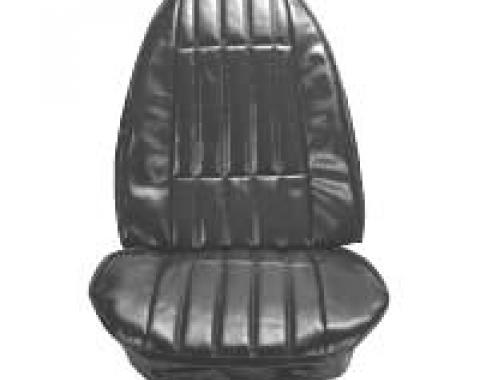 PUI 1978-1979 Chevrolet Camaro Standard Bucket Front Seat Covers 78FSU