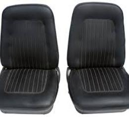 Camaro PUI Standard Bucket Seat Covers, 1969