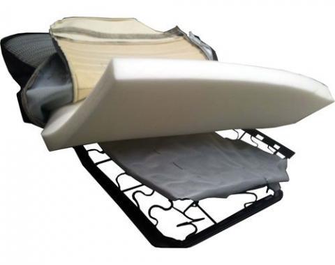 PUI Non-Molded Rear Seat Foam Universal BUN-REAR