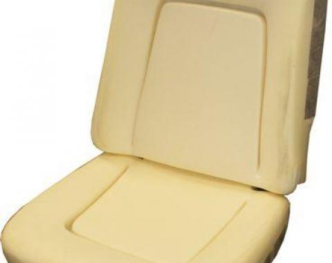 PUI 1967-1968 Pontiac Firebird Standard|Deluxe Bucket Seat Foam BUN678EU | 1967-1968 Pontiac Firebird Standard
