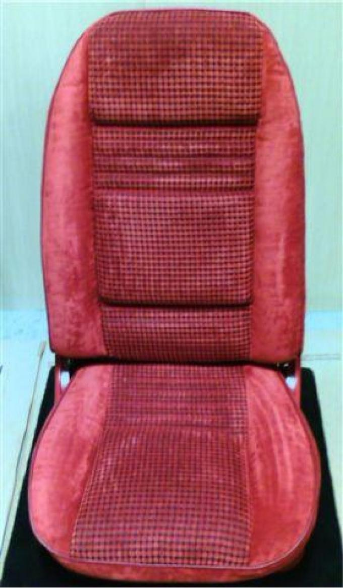 PUI 1979-1980 Pontiac Firebird Bucket Front Seat Covers 79HSCU